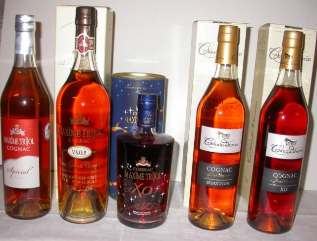 Cognac – på vej frem igen